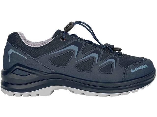 Lowa Innox EVO GTX Low Shoes Kids, steel blue